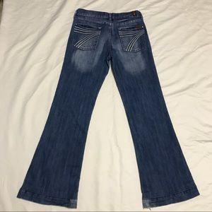 7FAM. Dojo Medium Wash Jeans. Size 29.